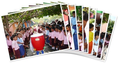 View Hari Cuci Tangan Sedunia 2009-1