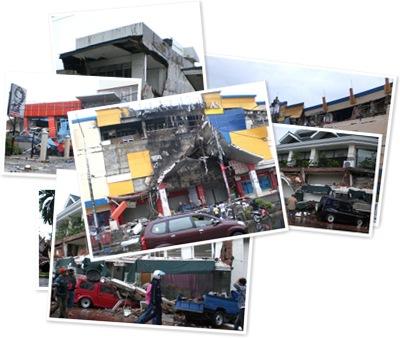View Gempa 2009