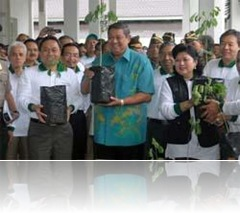 SBY bagi Bibiti Trembesi