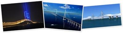 View Suramadu Bridge